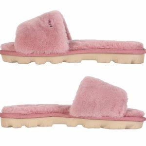 UGG Soft Cozette Slide Slippers Women's Cozy Shoes